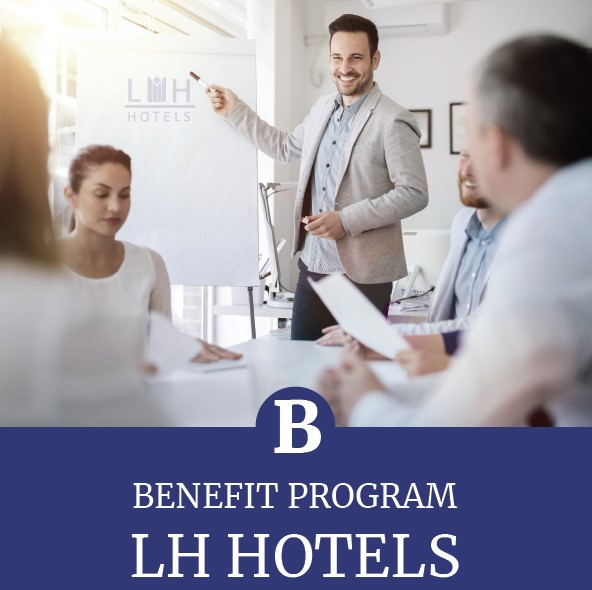 Benefit program LH Hotels